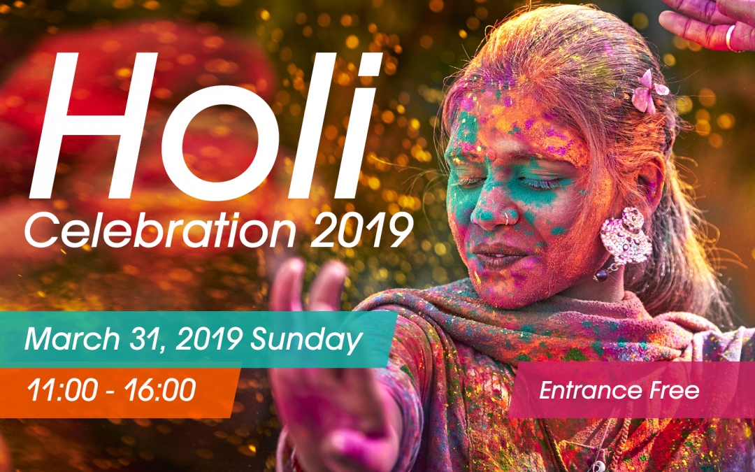 Holi Celebration 2019 – Sofia