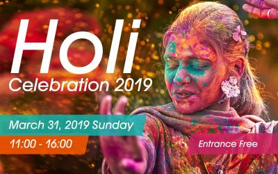 Holi Celebration 2019 – Sofia